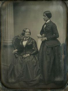 19th Century Queer Couples - 1855 – Martha O'Curry