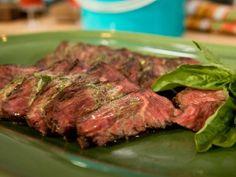 Steak au Poivre and Ratatouille Hash