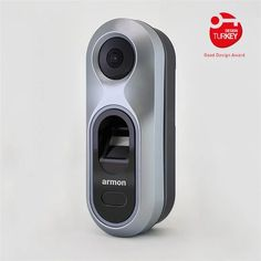 Learn more on the award-winning design of Armon Access Control Unit, the user-friendly product created with 5 different authentication technologies. Id Design, Event Design, Ev Charger, Hard Surface Modeling, Control Unit, Camera Case, Consumer Products, Design Awards, Industrial Design