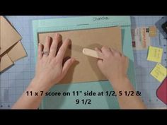 Rugged Mini Alubm | Tutorial part 1 | Pages 1 - 4 - YouTube
