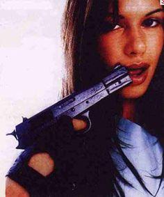 Tombraider - Rhona Mitra as Lara Croft