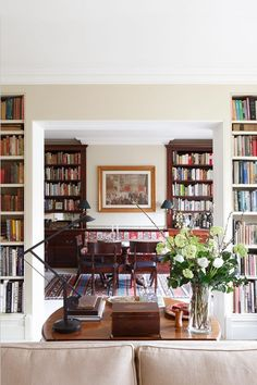 From stately country homes to modern city apartments these interior designers have mastered all - Style File: Sibyl Colefax & John Fowler on HOUSE by House & Garden