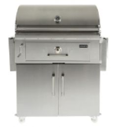 Napoleon lex 68 5 liquid propane gas grill with six for Coyote hybrid grill