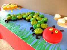 Hungry+Caterpillar+Cupcakes