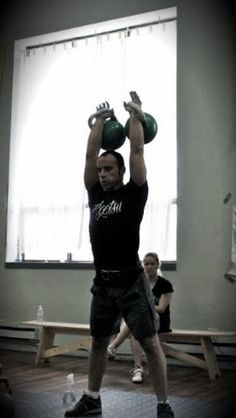 24KG Cycle- Canadian Kettlebell Championships