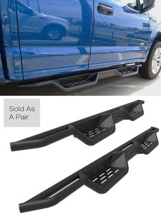 Check out our unique and rugged X-Magnum running boards for the Ford F150. #f150 #fordf150 #fordf150runningboards