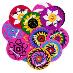 Gift for my roommates! - Moosejaw Pocket Disc Flower Power