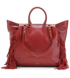 LOUBOUTIN tote pinned with Bazaart