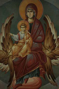 Παναγία Θεοτόκος / Most Holy Theotokos