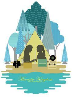Moonrise Kingdom - Wes Anderson