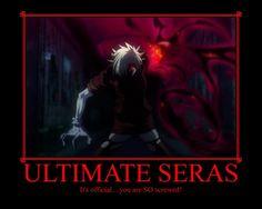 Hellsing - Ultimate Seras