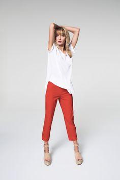 Capri Pants, The Selection, Shopping, Fashion, Moda, Capri Trousers, Fashion Styles, Fashion Illustrations
