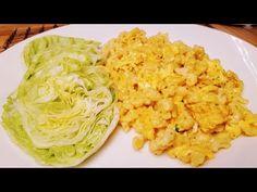 Nokedli / Galuska / tojásos galuska /Szoky konyhája / - YouTube Egg Dumplings, Hungarian Recipes, Cake Recipes, Cabbage, Vitamins, Eggs, Favorite Recipes, Vegetables, Kitchen