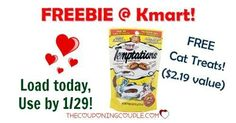 HOT FREEBIE! Get FREE Whiskas Temptations from Kmart! Load your eCoupon today!  Click the link below to get all of the details ► http://www.thecouponingcouple.com/free-whiskas-temptations-at-kmart/ #Coupons #Couponing #CouponCommunity  Visit us at http://www.thecouponingcouple.com for more great posts!