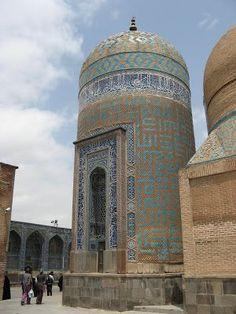 ŞAH İSMAİL SOFU (SAFEVİ) VE DEDESİ SAFİYYUDDİN ERDEBİLİ'nin TÜRBESİ Erdebil/ İran İslam Cumhuriyeti ( The Tomb of Shah Ishmael and his Grandpa al Sheikh Safy al din Ardabily - Ardabil/Islamic Republic of Iran)