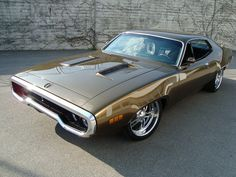 1971 Plymouth FAVORITE CAR. EVER.