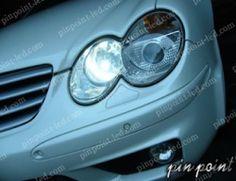 信頼の日亜化学工業LEDを使用、SL-Class専用LEDポジションランプ。 http://www.pinpoint-led.com/product/51