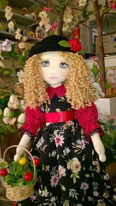 Bonecas de pano. Soraia Flores.
