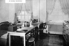 1940s hotel room interior - Google Search