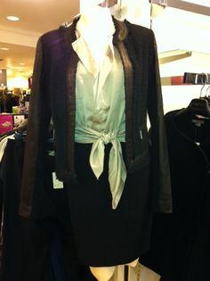 Rebecca Taylor- Dress Fall Bags, Taylor Dress, Rebecca Taylor, Fall Dresses, Shopping Bag, Blazer, Jackets, Fashion, Down Jackets