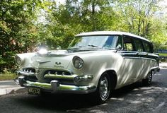 1956 Dodge Sierra D500 Station Wagon