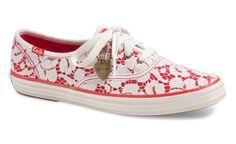 Keds Shoes Official Site - Taylor Swift's Champion Vintage Lace