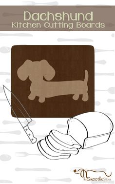 Whether you are prepping food for your guests or making a healthy homemade dinner for your wiener dog, glass cutting boards from The Smoothe Store makes the job more fun.