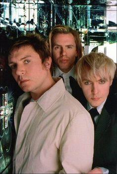 Simon Le Bon, John Taylor and Nick Rhodes. 2000-s.
