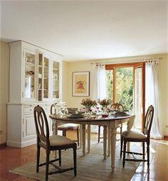 Distribuye bien tu salón comedor · ElMueble.com · Salones