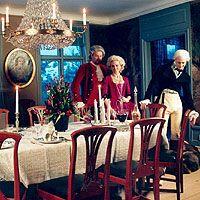 Nyckelvikens julbord (christmas dinner)