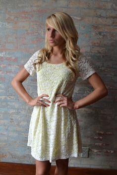 Lemon-tini Dress $46