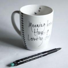 Message Mug - Love Milo