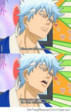 Always Gintoki ( Gintama)one of the most random episodes, but then again, aren't all Gintama episodes random