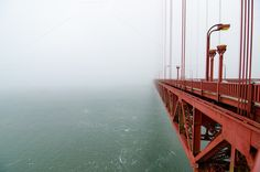 Check out Bridge Into the Fog by Catchline Studios on Creative Market