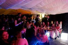 Lion in Winter Ball- Acoustic Tent Audience