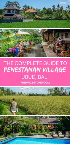 In this complete guide to Penestanan Village, Ubud, we provide the information you need including local areas, sights, restaurants, accommodation & more!