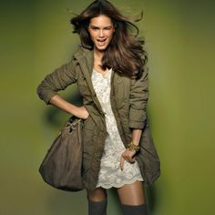 Moda Militar esta com tudo! Vem conferir no Blog Ronienfoque!