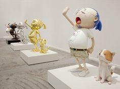 Takashi Murakami's Ego
