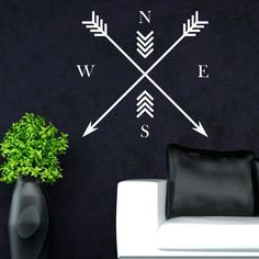 Popular items for arrow decal on Etsy