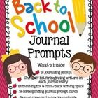 I have always had my students complete Daily Journals.  I thought incorporating some informal prompted writing in their daily journals, would be ...