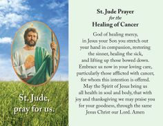 Share the hope of St. Jude with those affected from cancer by posting this on your page, and encourage your family and friends to pray with our community of devotion during the May 1st Day of Remembrance & Healing for Cancer at the National Shrine of St. Jude.