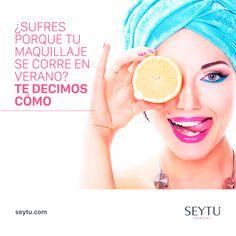 En época de verano la duración del maquillaje es menor debido a la humedad y el calor, descubre cómo hacer que tu maquillaje tenga mayor duración. http://bit.ly/2aMB4eN