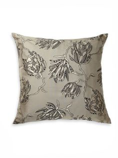 Again, I love it. But $400 for a throw pillow? come on. Protee Silver Mahabad Pillow by Missoni Home on Gilt Home