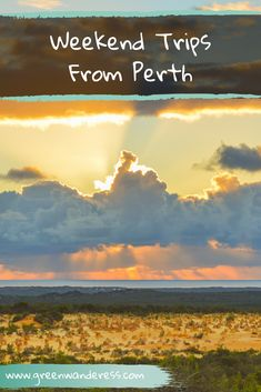 Best Weekend Trips from Perth, Australia - Green Wanderess Perth Australia, Coast Australia, Visit Australia, Australia Travel, Western Australia, Nambung National Park, Best Weekend Trips, Slow Travel, Family Travel