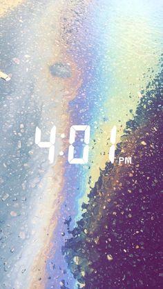 ☾★ Pinterest: MeshQueen ★☽ Snapchat Time, Snapchat Streak, Snapchat Picture, Snapchat Stories, Instagram And Snapchat, Instagram Story, Snapchat Ideas, Rainbow Aesthetic, Aesthetic Pastel