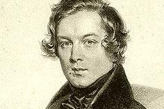 Robert Schumann- ( 8.Juni 1810- 29.Juli 1856 ) war ein deutscher Komponist der Romantik.