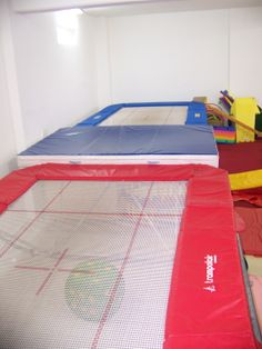 Kids Gym Trampolines