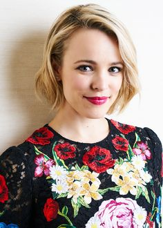 Rachel McAdams photographed by Masahiro Miki (April 2016)