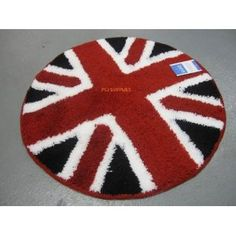 Union Jack mat for the bathroom or the wall $25.00 (British flag rug)