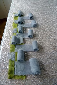 Felting tutorial...